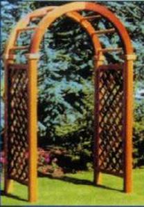 arbor installation, trellis installation