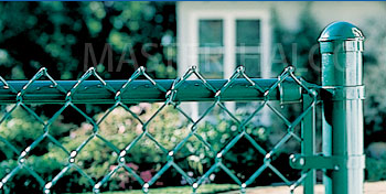 coated chain link fence, vinyl coated chain link fence, vinyl coated chain link fence installation, vinyl chain link fences, chain link fence waukesha wi, chain link fence waukesha, fence waukesha wi