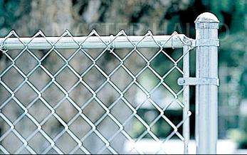 aluminized chain link fence, aluminum chain link fence, aluminum chain link fencing, chain link fences