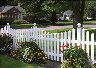 pvc vinyl fences, pvc railings, pvc deck installation